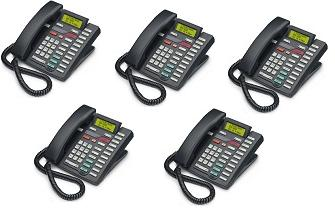 Meridian 9417 Phone (2 Line) (5-pack)